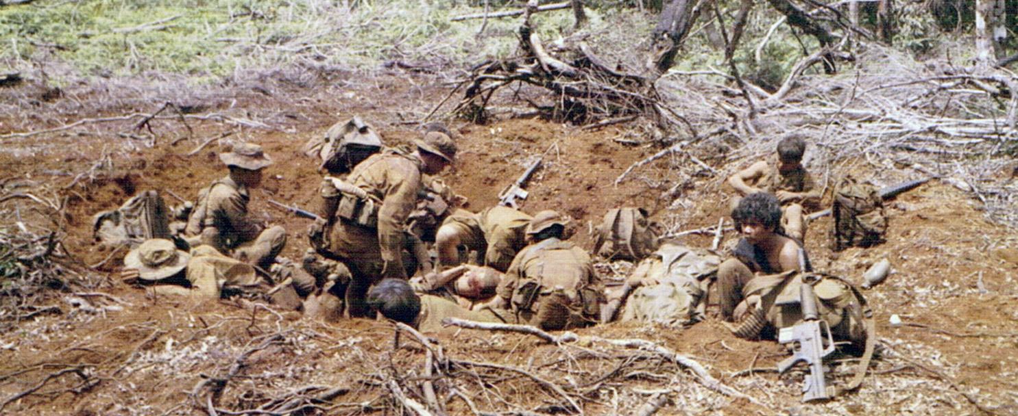 Guerra de Vietnam 1965 - 1975